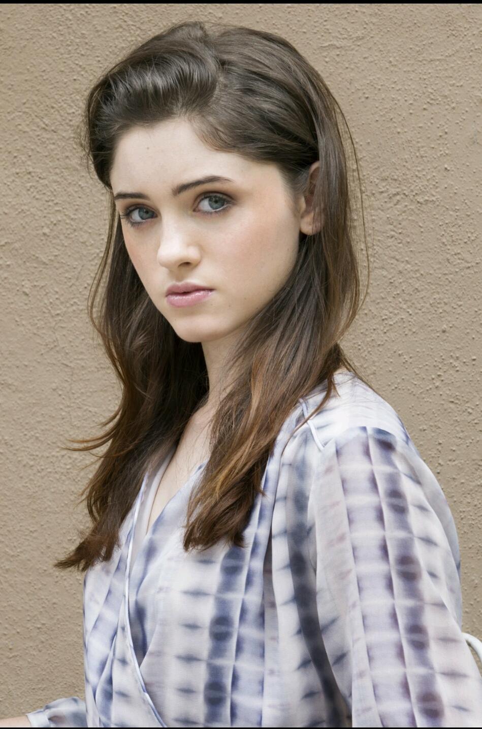 Image via: IMDb Natalia Dyer plays Nancy